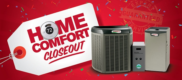 Holiday Promo Lennox 617